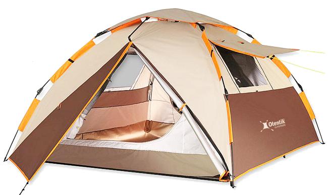 camping tent otentik